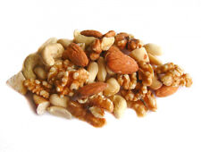 Raw Mixed Nuts  by lb - Trail Mix, Delicious & Nutritious Snack FREE SHIPPING!!