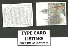 Type Cards: Players PICTURESQUE LONDON ( Large )  EX+ cond.