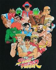 "New! Street Fighter ""Character Vivid"" Video Game Licensed Youth T-Shirt"