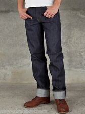 NWT Edwin ED-39 Japanese 14oz Red Listed Selvedge Jeans RRP $230