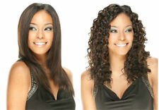 LOOSE DEEP 4PCS MODEL MODEL REMIST INDIAN 100% HUMAN REMY HAIR WET&WAVY WEAVE