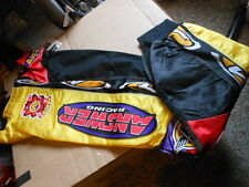 NOS New Answer Edge 2 Motocross Pants Black Gold Red Size 30