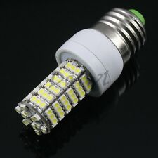 Dimmable E27 5W 500LM 120-SMD 3528 LED Pure/Warm White Light Lamp Bulb 85-265V