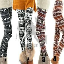 Norweger Leggings Winterleggings Leggins  Sexy Legging