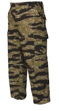 Tru-Spec Tiger Stripe products Vietnam style tiger stripe camouflage BDU Pants