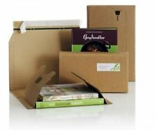 20 BOOK WRAP POSTAL MAILERS VARIOUS SIZES