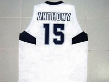 CARMELO ANTHONY TEAM USA JERSEY WHITE NEW - ANY SIZE XS - 5XL