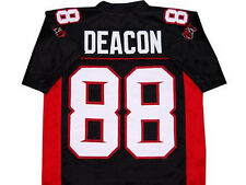 MEAN MACHINE  LONGEST YARD DEACON MOSS JERSEY NEW    ANY SIZE XS - 5XL