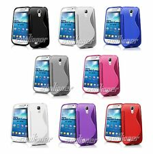 Gel TPU Case Skin Cover For Samsung Galaxy S4 mini,S VI mini,GT- i9190
