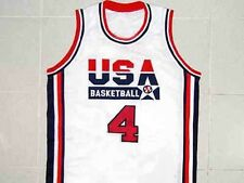 CHRISTIAN LAETTNER TEAM USA JERSEY WHITE NEW ANY SIZE XS - 5XL