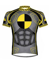 Primal Wear Crash Test Dummy Cycling Jersey Men's up to 5X with DeFeet Socks