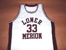 KOBE BRYANT LOWER MERION HIGH SCHOOL JERSEY WHITE NEW ANY SIZE XS - 5XL