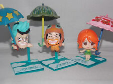 One Piece Japanese Anime Figures Boxed RARE