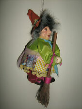 Witches of Pendle Lavender 20cm Goth/Wiccan/Collectables/Gift