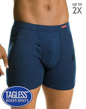 10 PAIRS Hanes Men's TAGLESS Boxer Briefs ComfortSoft Waistband FREE 2 DAY SHIP!