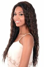 L. TESS - MOTOWN TRESS SYNTHETIC LET'S LACE WIG SUPER LONG DEEP WAVY