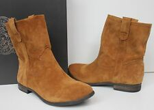 Vince Camuto Fanti Soft Suede Toast short boots NEW