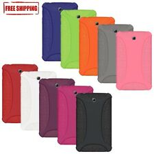 AMZER SOFT SILICONE SKIN GEL CASE COVER FOR SAMSUNG GALAXY TAB 3 7.0 P3200 P3210