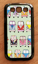 VW CAMPERVAN PHONE CASE FOR Samsung S3  Samsung S3 Mini  Samsung S4 FREE P&P WOW