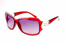 Women`s Sunglasses design with silver horse detail on the side High Quality Lens