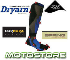 SPRING TECHNICAL MOTORCYCLE MOTORBIKE WINTER THERMAL WARM BOOT SOCKS LINER BASE