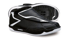 SHIMANO SH-AM45 SPD MTB BIKE SHOES BLACK/WHITE