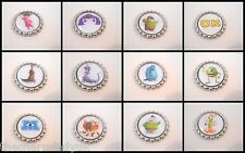 Monsters Inc University Embellishments-Ideal for scrapbooks/hairbows/crafts etc