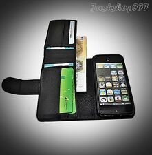 Real Genuine Leather Case for iPhone 4 5 5S 5C 6 Samsung S4 S5 mini Lychee