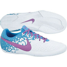 Nike Nike5 Elastico 2nd Edt  IN 2013 Soccer Shoes White / Sky Blue / Purple