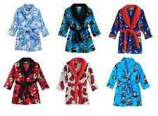 NEW Disney Mickey Mouse/Thomas Bath Robe - Toddler Boys 2T 3T 4T