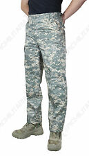 Digital Camouflage Combat BDU Pants All Sizes US Army Military Cargo Pants