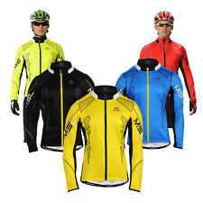 2013 New Men's Cycling/Bicycle/Bike Fleece Thermal Winter Jersey S-4XL 1252-m06