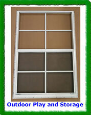 24x36 shed / barn / garage / playhouse / hunting stand / chicken coop window
