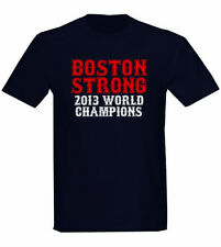 Boston Strong Red Sox T-Shirt. World Series Champions Championship Ortiz 2013