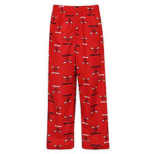 Chicago Bulls Youth Toddler Kids Red Logo Pajama Pants NBA Official Sleepwear