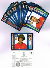 PANINI - Champions League 2013-14 Stickers #61 to #120 (Real Madrid, Juventus)