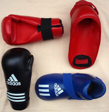 ADIDAS SPARRING PADS - Top Quality - Head or Hands or Feet - Taekwondo or Karate