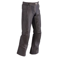 NEW IXON LUNA STAR TEXTILE MOTORCYCLE WOMENS TROUSERS BLACK FREE SHIPPING