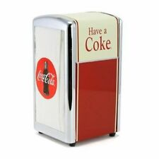 "TableCraft Coca-Cola / Coke ""Have a Coke"" Napkin Dispenser / Holder"