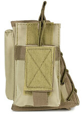 G.P.I TACTICAL LACE ON STOCK RISER + MAG POUCH RIFLE CHEEK PIECE COMB