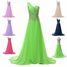 2016 New Formal Long Evening Gown Party Prom Wedding Bridesmaid Dress Size 6-16+
