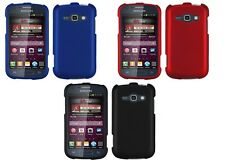 Rubberized Collection Protection Phone Cover Case for Samsung Galaxy Prevail 2