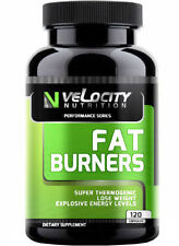 T5 Extra Strong Fat Burner Thermogenic Weight Loss Pills Diet 120 Capsules
