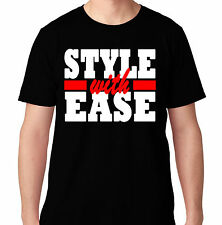 STYLE WITH EASE ASAP ROCKY FERG DRAKE JAYZ TOM FORD KANYE HIP HOP RAP T SHIRT