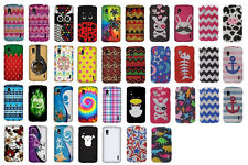 For LG Google Nexus 4 E960 New Designs Snap On Protective Hard Cover Phone Case