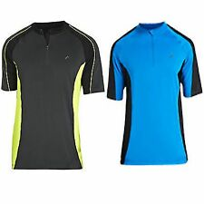 Active Short Sleeve Mens Cycling Mountain Bike Jersey T-Shirt Top