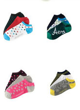 NEW AEROPOSTALE 3 PACK - 3 PAIRS OF SHORTY SOCKS NO SHOW PEDS SOCKS