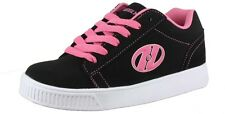 Girl's HEELEYS STRAIGHT UP 7890 COLOR:BLACK/PINK/WHITE