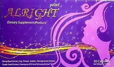 ALRIGHT Women Sexual Health Natural Dietary Supplement 30 capsules