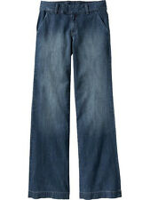 NWT OLD NAVY Flirt Mid rise TROUSER JEAN